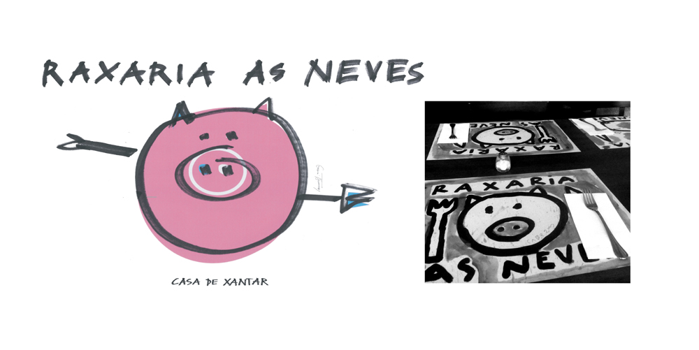 raxaria as neves